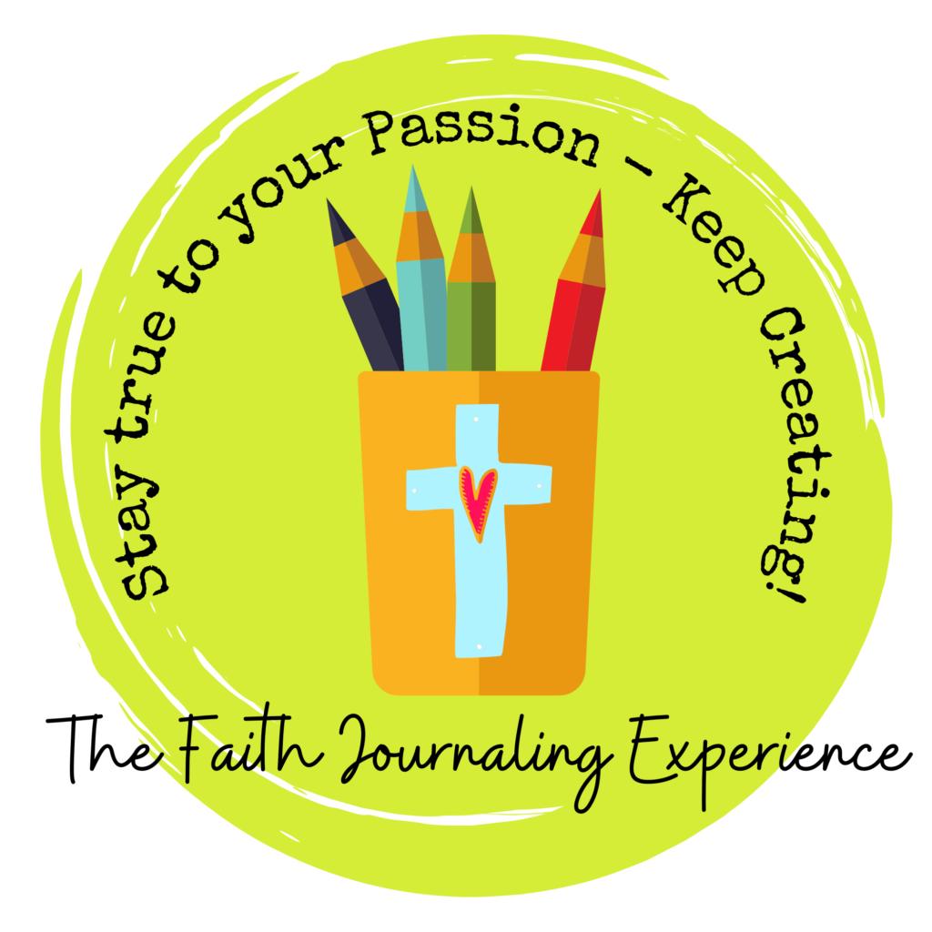 The Faith Journaling Experience Logo 1